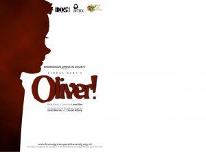 Oliver Programme Front